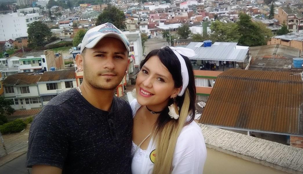 Foto Cantante colombiano mata al asesino de su esposa durante un asalto 13 agosto 2019