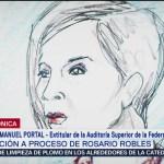 Foto: Rosario Roles Sólo Renovó Licencia Conducir Aclara Xavier Olea