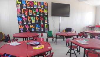 salon de clases sep