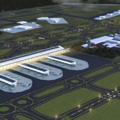Juez suspende indefinidamente obras del aeropuerto en Santa Lucía y ordena mantener el NAIM en Texcoco