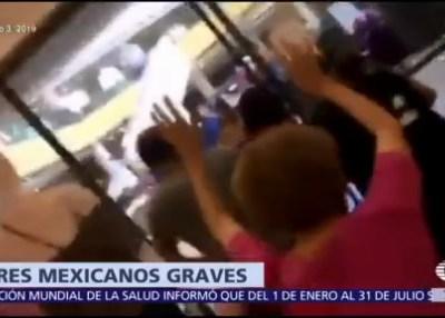 Seis mexicanos continúan graves tras tiroteo en Texas