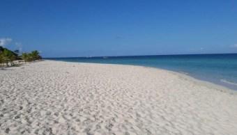 Foto Semar elimina sargazo en Cancún, Puerto Morelos e Isla Mujeres 1 agosto 2019