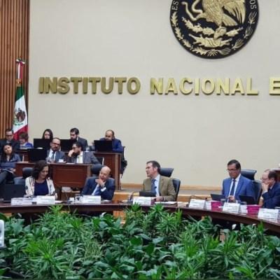 INE aprueba presupuesto de 5 mil mdp a partidos políticos en 2020