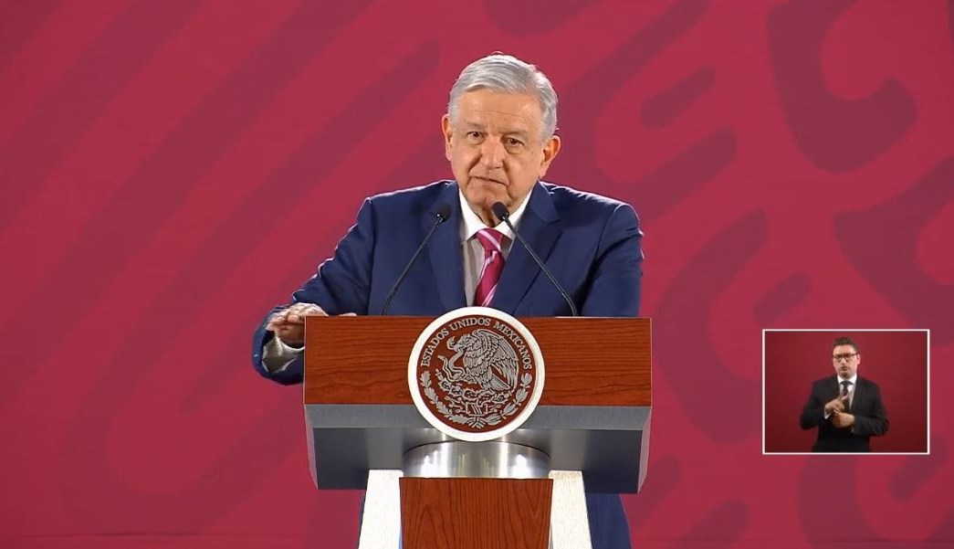 Foto AMLO buscará con partidos políticos reducir gastos 8 agosto 2019