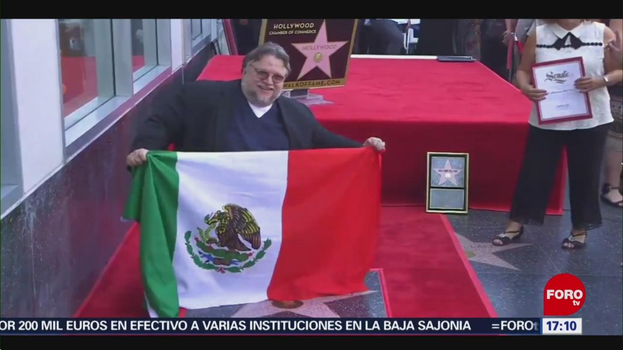 Foto: Guillermo Del Toro Soy Mexicano Y Soy Migrante