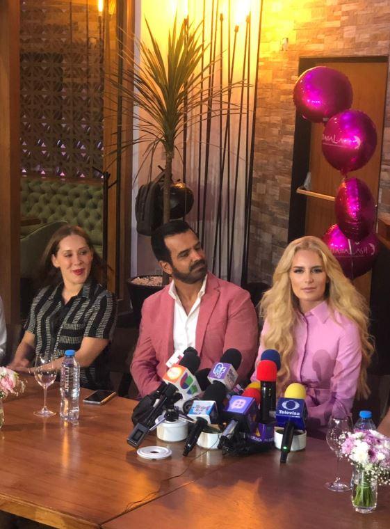 Foto Tania Ruiz desmiente rumores de boda con Enrique Peña Nieto 21 agosto 2019