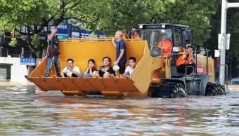 Imagen: Se espera que este sábado y domingo, Lekima traiga fuertes lluvias a Shanghai y las provincias de Zhejiang, Jiangsu, Anhui y Shandong, 12 de agosto de 2019 (Reuters, archivo)