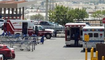 Foto:Once heridos por tiroteo en El Paso son atendidos en el 'Centro Médico del Sol, 4 agosto 2019