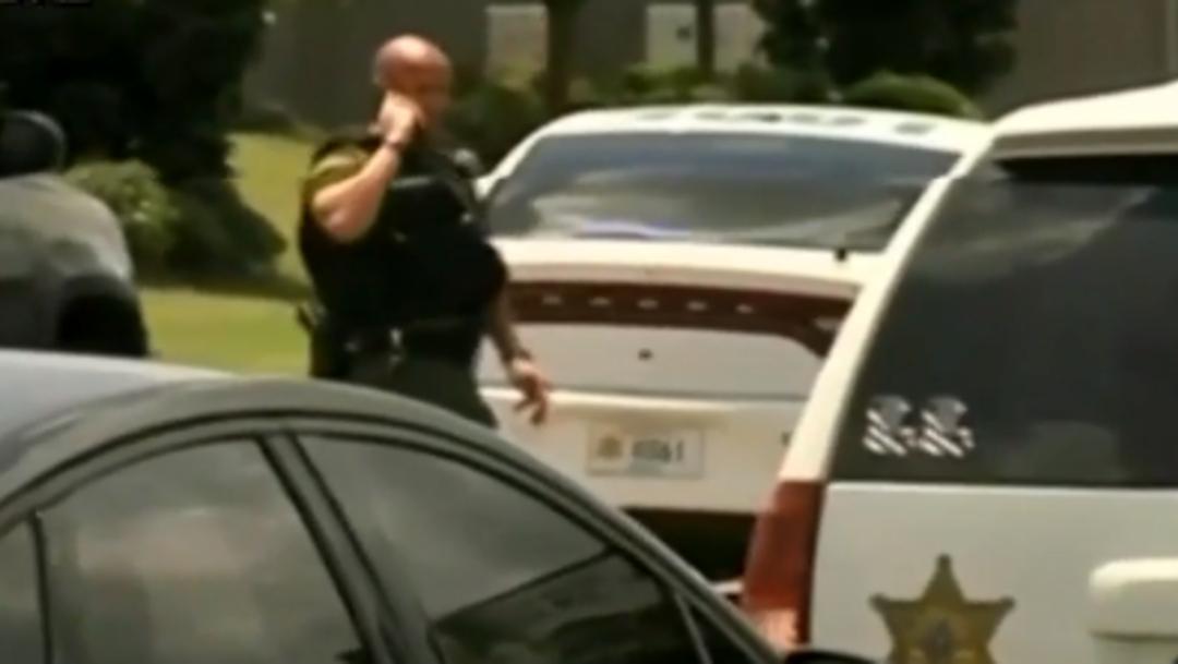 FOTO Se registra nuevo tiroteo en Walmart, esta vez en Baton Rouge (FOROtv)