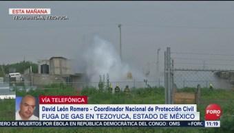FOTO: Toma clandestina ocasionó fuga de gas en Tequisistlán: Protección Civil, 24 Agosto 2019