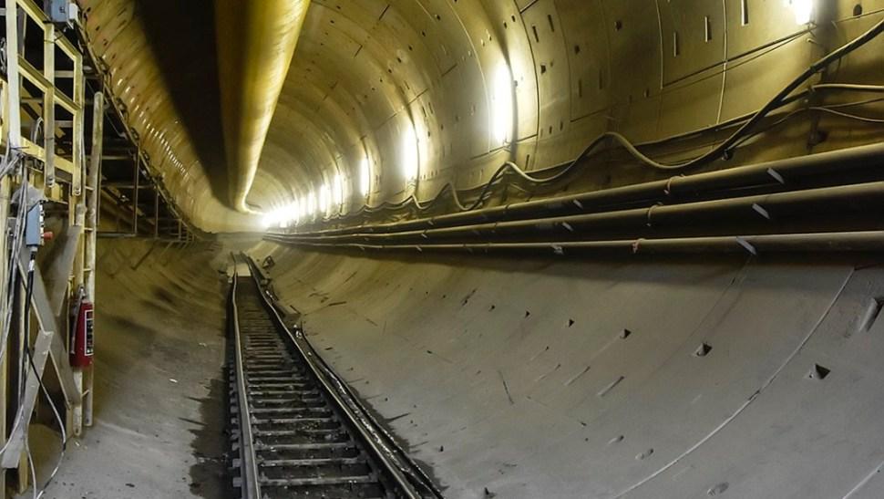 Imagen: La esperanza de los vecinos y las autoridades es que el Túnel Emisor Poniente 2 funcione correctamente, 19 de agosto de 2019 (Twitter @Rev_Consultoria, archivo)