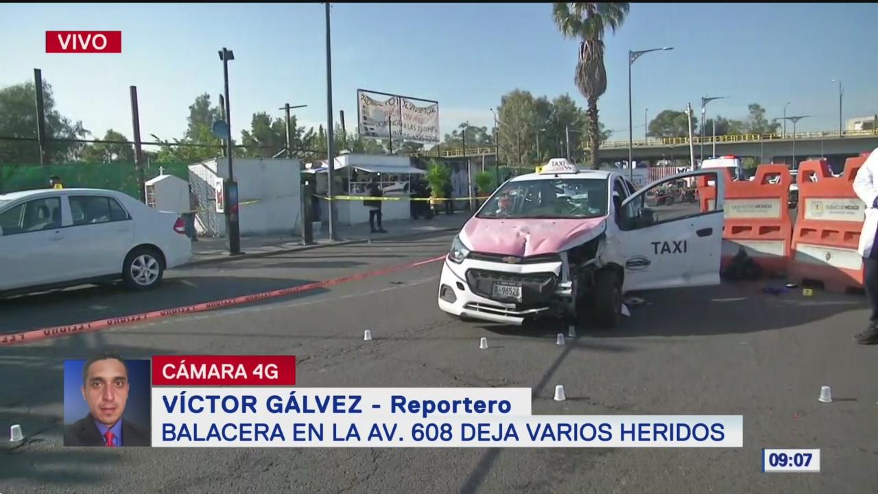 Varios heridos por balacera en la avenida 608, en la GAM
