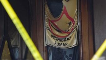 Revelan video de víctimas antes del ataque en 'El Caballo Blanco'