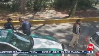 Foto: Video Policías Cdmx Reciben Mordida Automovilista Condesa 21 Agosto 2019
