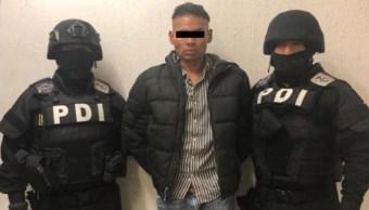 Foto Vinculan a proceso a 'El Chupas', presunto agresor de periodista 26 agosto 2019