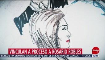 Foto: Vinculan A Proceso Rosario Robles 13 agosto 2019