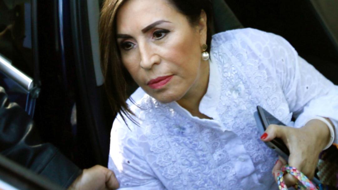 FOTO Vinculan a proceso a Rosario Robles y le dictan prisión preventiva (EFE)