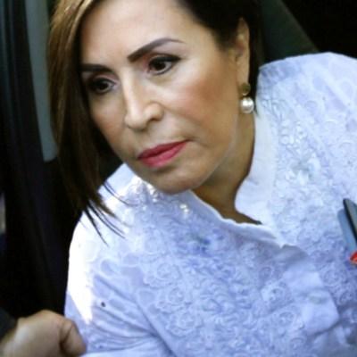 Vinculan a proceso a Rosario Robles y le dictan prisión preventiva