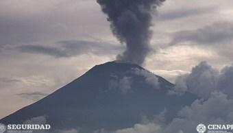 Volcán Popocatépet