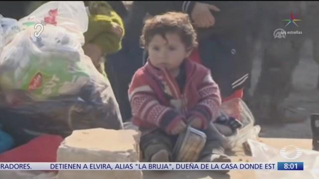 1 de cada 5 niños vive en zonas de conflicto en el mundo
