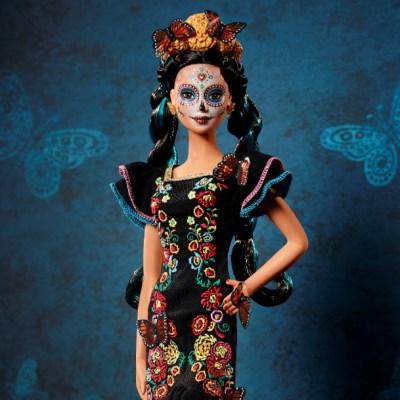 Crean Barbie Día de Muertos como homenaje a México