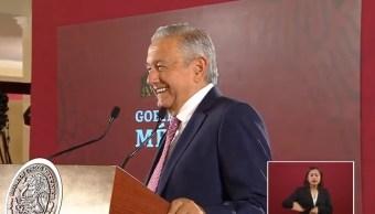 Foto; López Obrador, 22 de agosto de 2019, Ciudad de México
