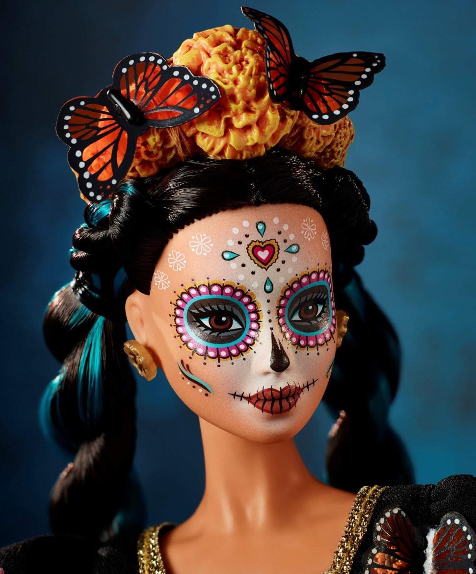 barbie dia de muertos 1