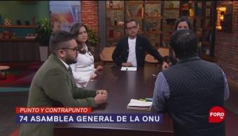 Foto: México 74 Asamblea General Onu 30 Septiembre 2019