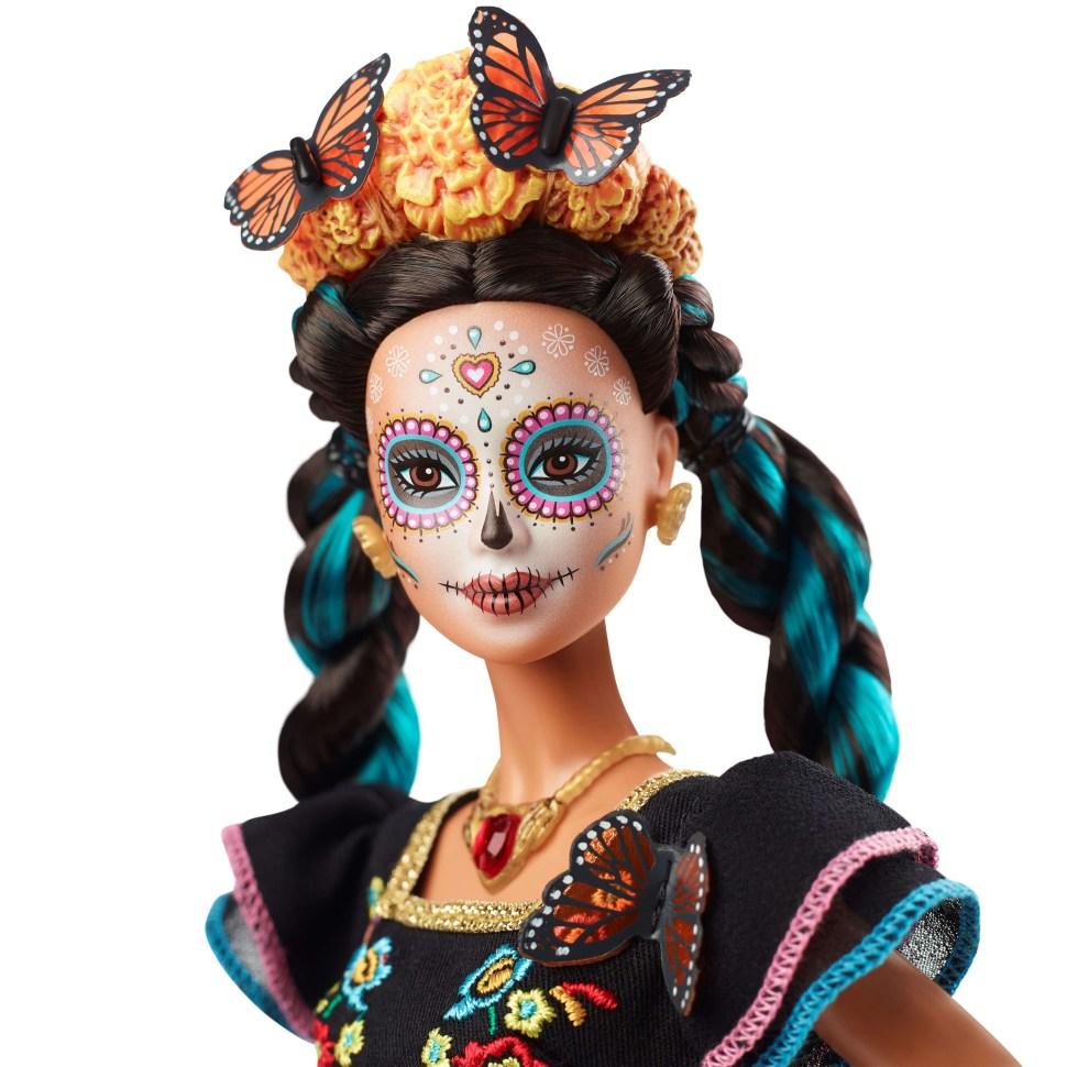 Barbie Día de Muertos 3