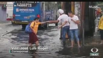 FOTO: Afectaciones Por Lluvias Inundaciones Veracruz,