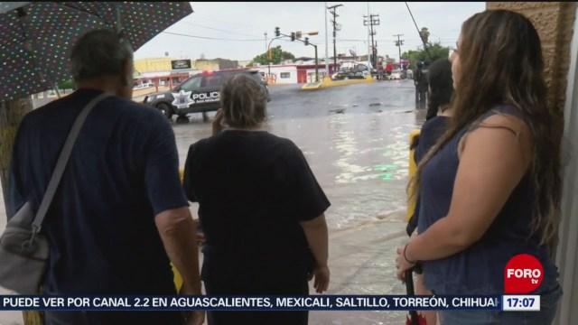FOTO: Al Menos 40 Familias Fueron Desalojadas Fernand San Nicolás De Los Garza