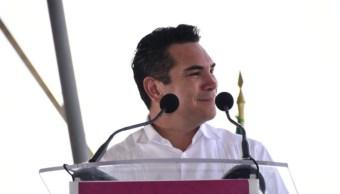 Foto: Alejandro Moreno Cárdenas, 16 de diciembre de 2018, Campeche, México