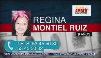 Alerta Amber por Regina Montiel Ruiz