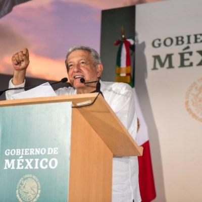 AMLO destaca avances de Campeche en seguridad