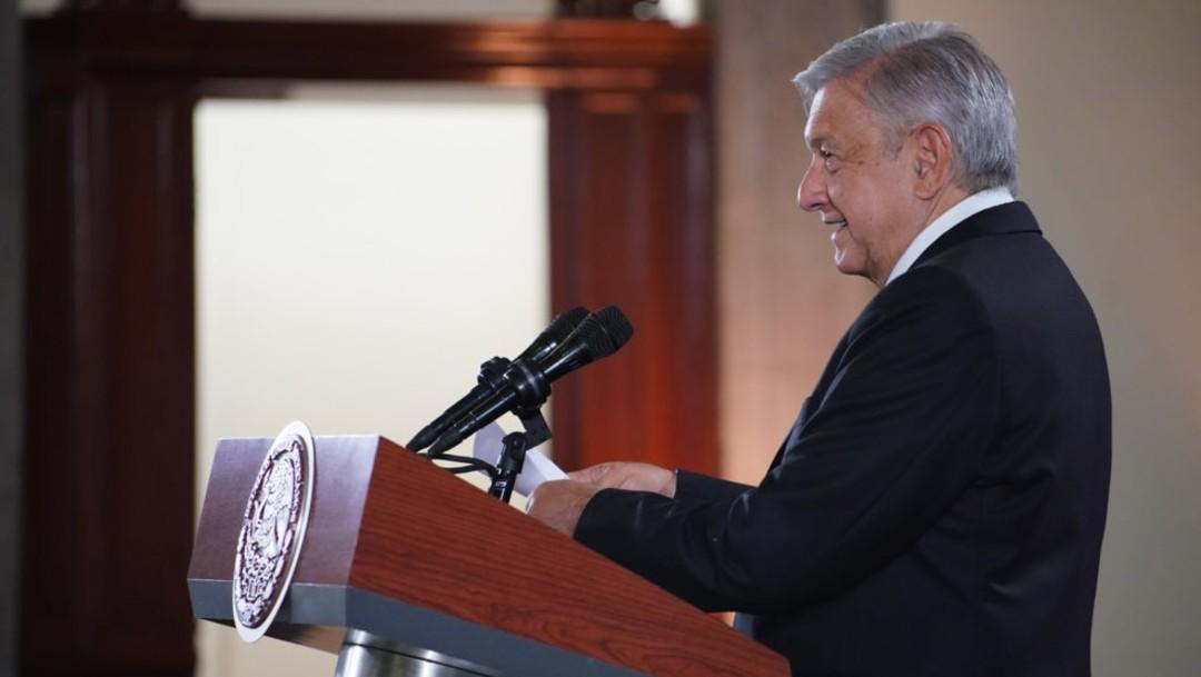 Foto: Andrés Manuel López Obrador, 13 de septiembre de 2019, Ciudad de México