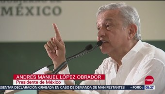 AMLO satisfecho con avances de Campeche en seguridad