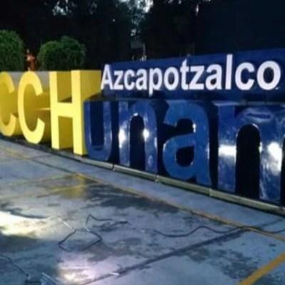 Anuncian paro de 36 horas en CCH Azcapotzalco