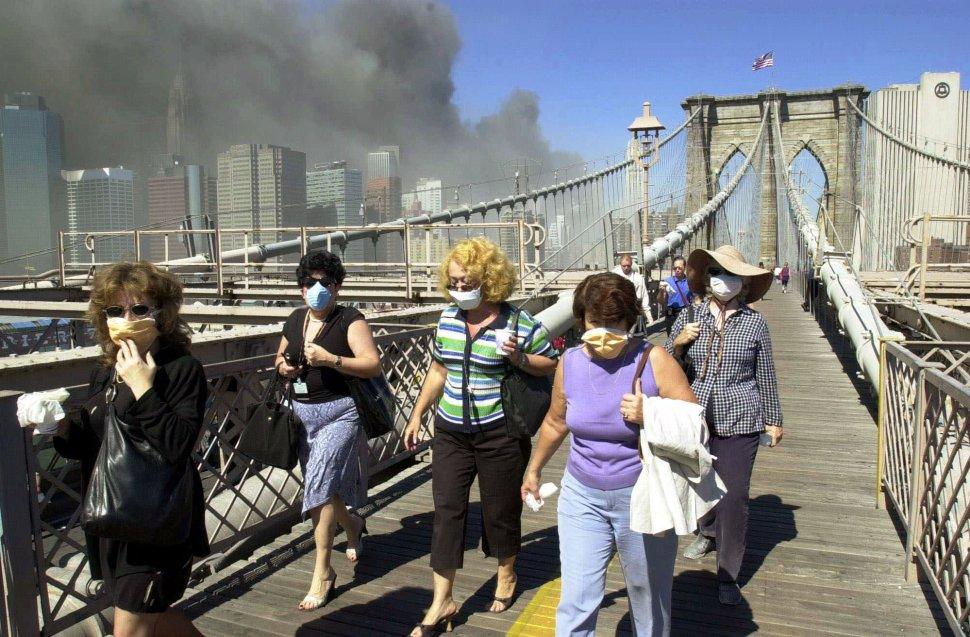 Foto:victimas del ataque terrorista del 11 de septimebre en nueva york. 11 septiembre 2019