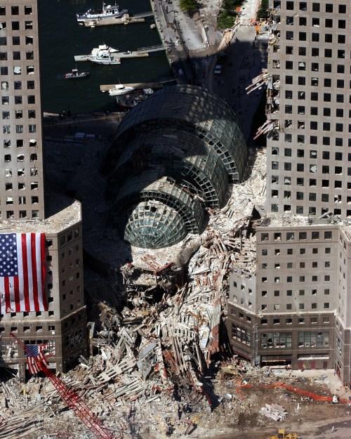 Atentados 9/11: Crónica y fotos