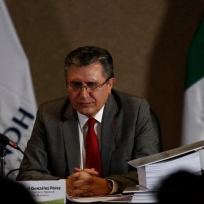 Estado ha fallado en caso Ayotzinapa: CNDH