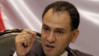 Foto: Arturo Herrera, secretario de Hacienda, 8 de septiembre de 2019, Ciudad de México