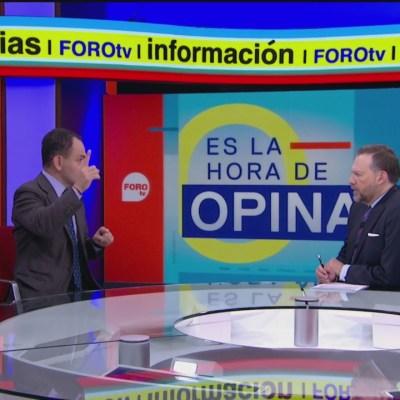 Arturo Herrera, secretario de Hacienda, explica el Presupuesto 2020