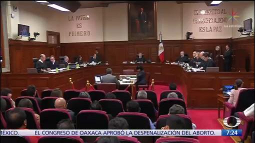 Arturo Zaldívar se pronuncia por eliminar el fuero