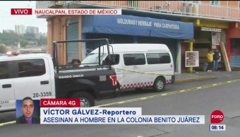 Asesinan a joven durante asalto a transporte público en Naucalpan