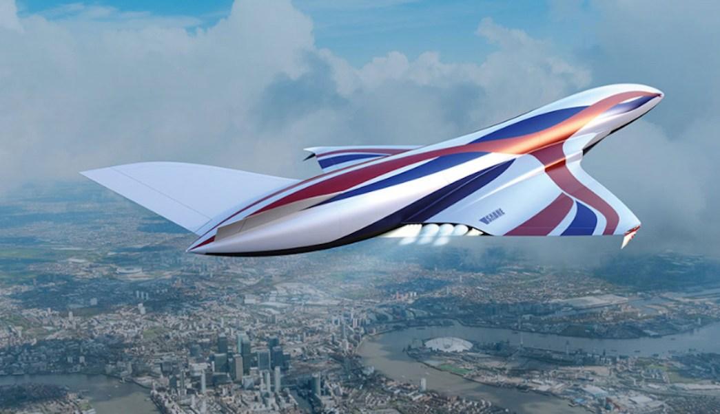 Avion-especial-motor-hipersonico-puente-cuatro-horas