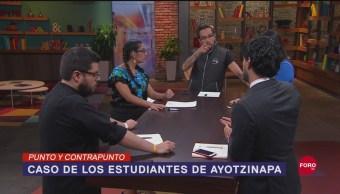 Foto: Caso Ayotzinapa Nuevas Pistas Demanda Verdad 12 Septiembre 2019