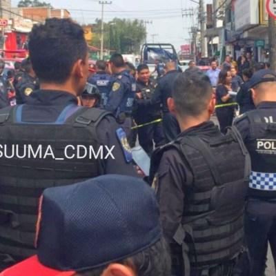 Balacera en local de 'maquinitas' deja un muerto en alcaldía Álvaro Obregón