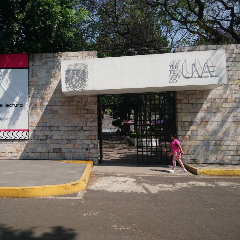 Foto Bibliotecas CDMX 3 Septiembre 2019