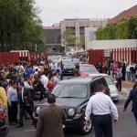 Protesta de la CNTE