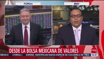 FOTO: Bolsa Mexicana Espera Anuncio Banxico Sobre Tasas Interés